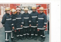 Green Watch in the 90's