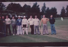 Watch cricket match 1970s possibly pleasington