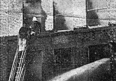 Fireman dies in fire on Mincing Lane Blackburn