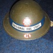 AFS helmet divisional staff