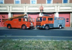 A Blackburn Firefighters daily routine 1960- 1994