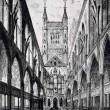 Blackburn Parish Church Great Fire 1831