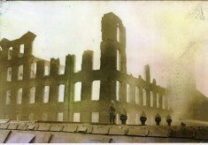 Coddington's Mill Fire Photos