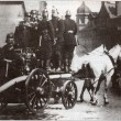 The end of the Horse drawn Steam Fire Engine era.
