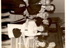 Blackburn Fire Station New Year's Eve Party 1960s