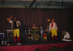 The Bavarian Stompers take 3