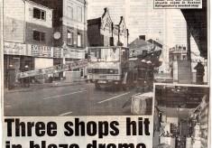 Darwen Street Fire 1995