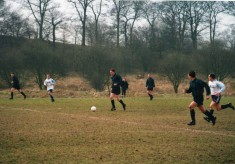 Orphanage Cup Game Circa 1990's