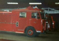 The Last Blackburn Borough Fire Engine UCB 302L
