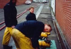 Fire Whalley Banks Blackburn.