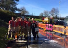 Fire Service Car Wash Blackburn