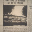 Adverts To Cut Fires During War Years