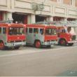 1980's Appliances On Station Yard