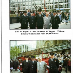 1991 Visit to St Paul's Cathedral, London