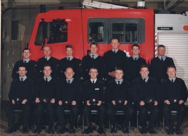 Blue Watch 1996