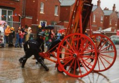 History of the Fire Station Museum/Archive