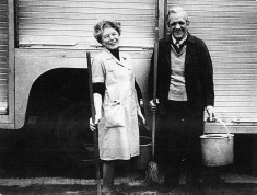 Kath and Joe Huntingden 1984