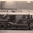 1950's Blackburns turntable ladder  GXA 64