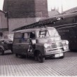 Bedford Van No 9 KBV244 Station van with trailer carrying hose