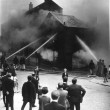 Unknown fire 1950's