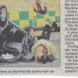 Car Crash Bolton Road 2011