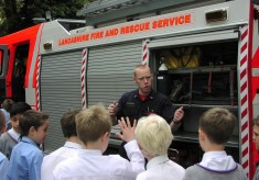 Child safe and Children's fire safety