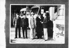 Byrom Fire Station celebrates 200 yrs in 1984