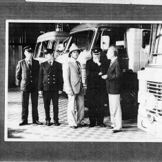 Byrom Fire Station celebrates 200 yrs in 1984