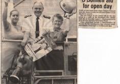 Open Day 2000's Daniel O'Donnel tickets