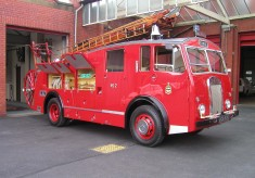 Restoration of Fire Engine Pump Escape HCB 500 The Story.
