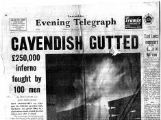 The Cavendish Night Club 1972