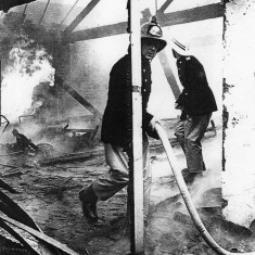 Cupol , King Street Fire 1970's