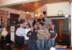 Green Watch trip to Thwaites Brewery.