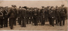 Inspection of Forces Circa 1920's