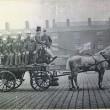 Blackburn's volunteer fire brigade late 1890's early 1900's