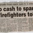 2002 Strike No Cash To Spare
