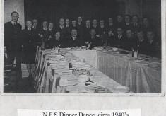 N.F.S. Dinner Dance 1940's