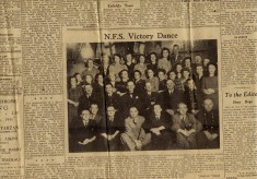 N.F.S.Victory Dance 1940's