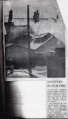 Ainsworth Street Fire 1970's