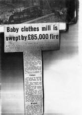 Oxford Mill, Barley Lane Fire