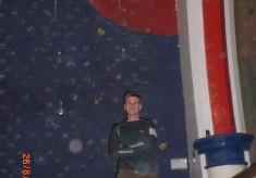 Liverpool, International Firefighter Games 2008 Climbing