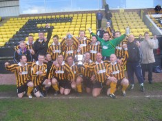 Lancashire, British Cup Winners 2005