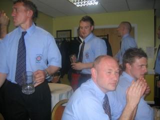 Lancashire, British Cup Winners 2005