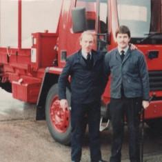 Paul Colclough and John Mcminn