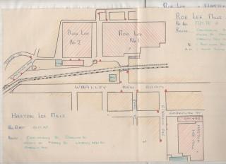 Roe Lee and Haston Lee mills