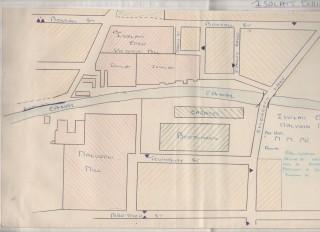 Isolatt Cork Works, Victoria Mill and Malvern mill