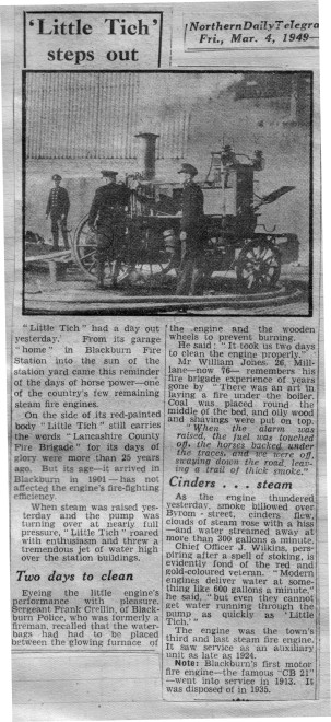 A quirky article from 1949 re