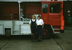 Bi Centennial Magazine Photoshoot Fire Prevention And Civilian