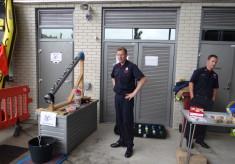 Blackburn Fire Station Open Day 2014