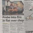 Bolton Road Fire